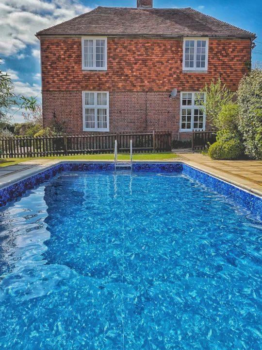 Hormonal Wellbeing Retreat Pool