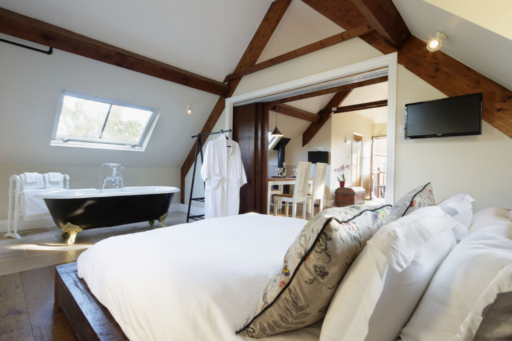 Hormonal Wellbeing Retreat in Sussex, Room 3